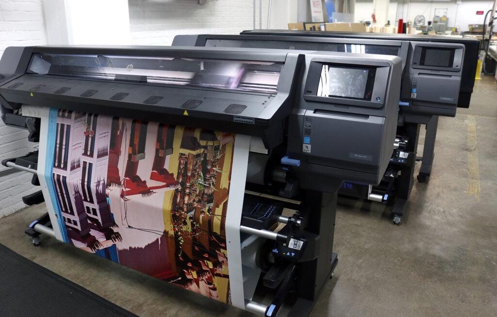 GSB DIgital HP Large Format Digital Printing Big Ideas